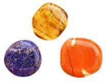 Drie stenen Royalty-vrije Stock Fotografie