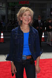 Drie Stooges, Lin Shaye Royalty-vrije Stock Afbeelding