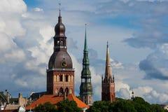 Drie Torens Royalty-vrije Stock Foto