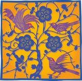 Drie Vogels Royalty-vrije Stock Fotografie