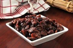 Driec cherries Stock Photos