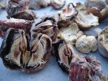 Dried amla Stock Image