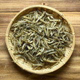 Dried anchovies Royalty Free Stock Image