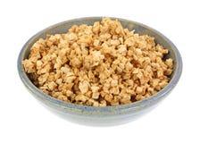 Free Dried Apple Chunks Side View Stock Photo - 28143160