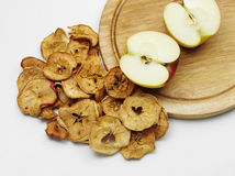 Dried apple Royalty Free Stock Photo