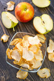 Dried apple Stock Images