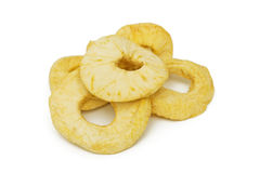 Dried apples Royalty Free Stock Photo