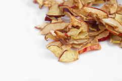 Dried apples Royalty Free Stock Images