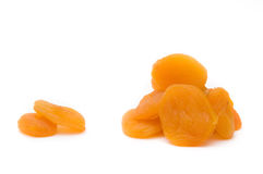 Dried apricot Royalty Free Stock Image
