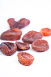 Dried apricot Stock Photos