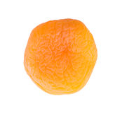 Dried apricot Royalty Free Stock Images