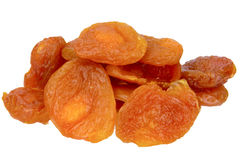 Dried apricot Stock Image