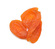 Dried apricot fruits Royalty Free Stock Photo
