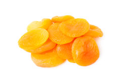 Dried apricot Royalty Free Stock Photography
