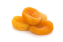 Dried Apricots Royalty Free Stock Photography