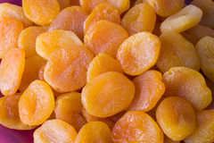 Dried Apricots 2 Stock Image