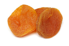 Dried Apricots Royalty Free Stock Images