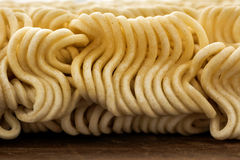 Dried Asian Noodles Royalty Free Stock Image