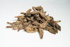 Dried Averrhoa bilimbi Stock Photo