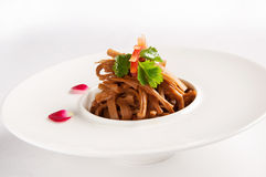 Dried bamboo shoots Royalty Free Stock Photography