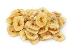 Dried banana Royalty Free Stock Photography