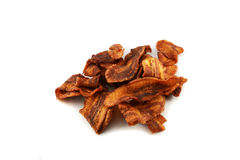 Dried banana fried Royalty Free Stock Photography
