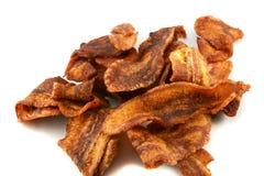 Dried banana fried Stock Photo