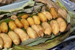 Dried banana Stock Photos
