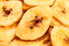 Dried bananas Royalty Free Stock Photography