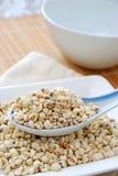 Dried Barley Seeds As Food Ingredients Stock Photos