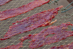 Dried beef Stock Images