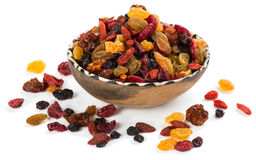 Dried berries Royalty Free Stock Photos