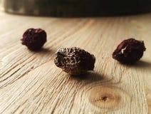 Dried berries Stock Photo