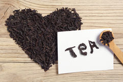 Free Dried Black Tea Stock Images - 65378024