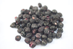 Dried blueberries Stock Image