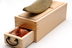 Dried Bonito Stock Image