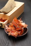 Dried Bonito Stock Photography