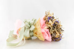 Dried bouquet. royalty free stock photos