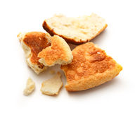 Dried bread crumbs Stock Photography