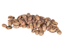 Dried Burlotti Beans Royalty Free Stock Images