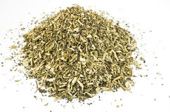 Dried catmint Stock Photo