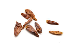 Dried cayenne Royalty Free Stock Photo
