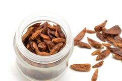 Dried cayenne Stock Photos