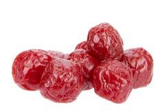 Dried cherry Stock Photo