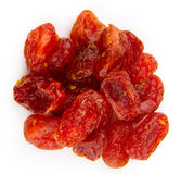 Dried cherry tomato Royalty Free Stock Images