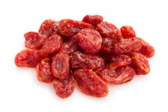 Dried cherry Royalty Free Stock Photos