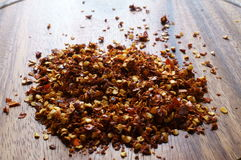 Dried chili pepper Royalty Free Stock Photos