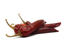 Dried Chilly Stock Photo