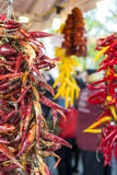 Dried chilly Stock Photos