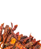 Dried Chilly VI Stock Photos